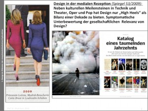 Design in der medialen Rezeption - Spiegel 53/2009